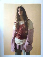 Dazed winter 15-16, style by Lotta Volkova