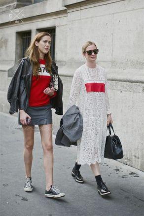 Paris Fashion week 2015 street style