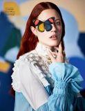 Julia Banas, Vogue Portugal 2017. Fendi, Dior, DSquared