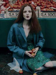 Madison Stubbington by Fanny Latour-Lambert for Grey Magazine