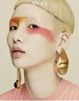 Vogue Korea, Kimbo Sung, Yang Rira